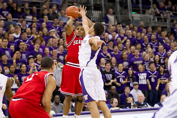 Mens Basketball January 10, 2012