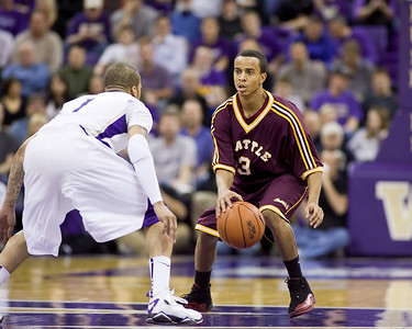 Mens Basketball January 26, 2010