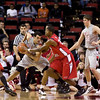 Men's Basketball Seattle University vs Fresno State. Images are for personal use only. Under no circumstances are these photos approved for promoting commercial products or allowed to appear on commercial items. Per NCAA Division I Manual Section 12.5.2.2
