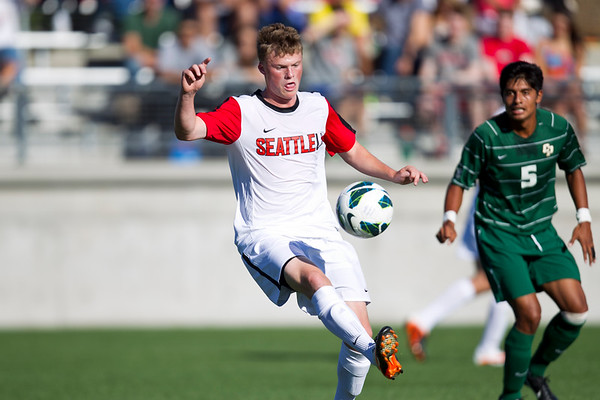 Mens Soccer August 24, 2012