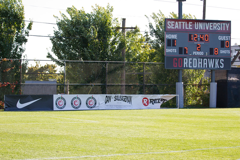 Men's Soccer Seattle University vs Cal Poly. Images are for personal use only. Under no circumstances are these photos approved for promoting commercial products or allowed to appear on commercial items. Per NCAA Division I Manual Section 12.5.2.2