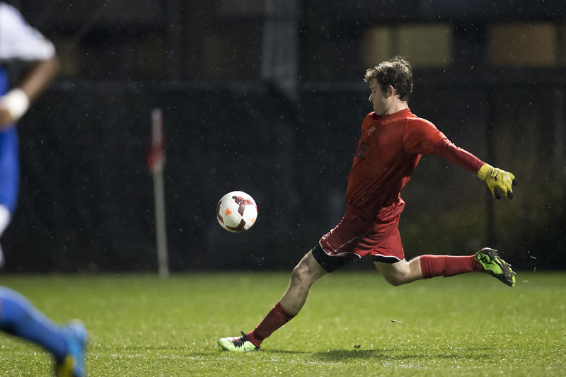 Seattle University Men's Soccer. Images are for personal use only. Under no circumstances are these photos approved for promoting commercial products or allowed to appear on commercial items. Per NCAA Division I Manual Section 12.5.2.2