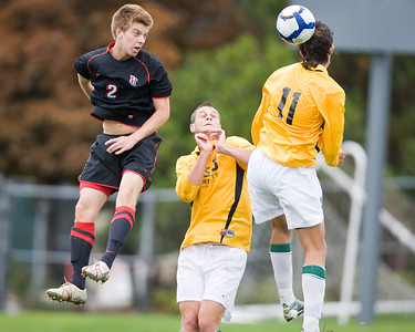Mens Soccer October 10, 2010