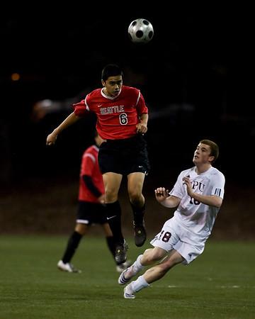Mens Soccer October 14, 2008