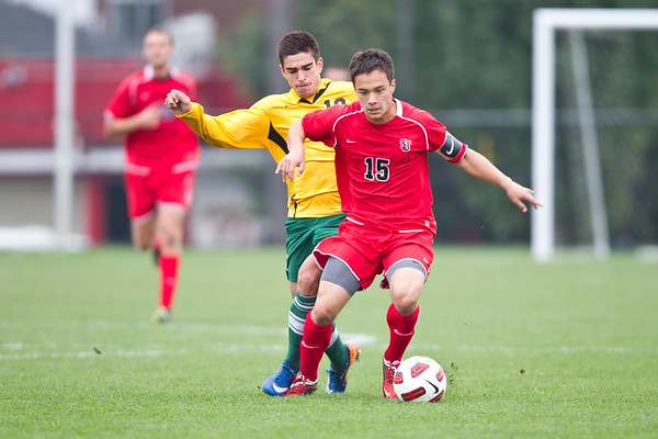 Mens Soccer October 16, 2011