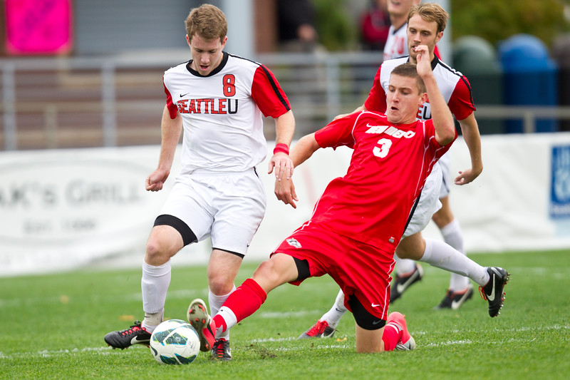 Men's Soccer Seattle University vs New Mexico. Images are for personal use only. Under no circumstances are these photos approved for promoting commercial products or allowed to appear on commercial items. Per NCAA Division I Manual Section 12.5.2.2