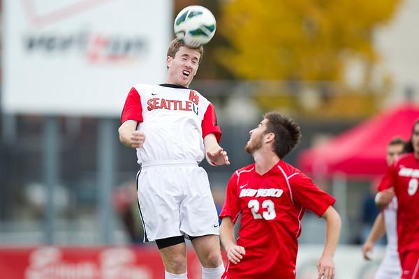 Mens Soccer October 28, 2012