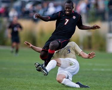 Men's Soccer September 1, 2009