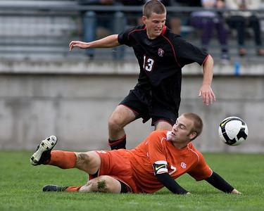 Mens Soccer September 19, 2009