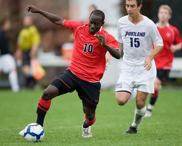 Mens Soccer September 26, 2010