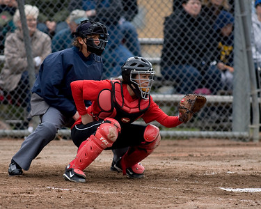 Softball April 6, 2008 Game 1