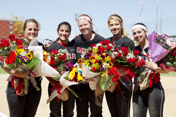 Softball May 4, 2013