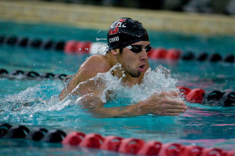 Men's Swimming Seattle University vs Simon Fraser. Images are for personal use only. Under no circumstances are these photos approved for promoting commercial products or allowed to appear on commercial items. Per NCAA Division I Manual Section 12.5.2.2
