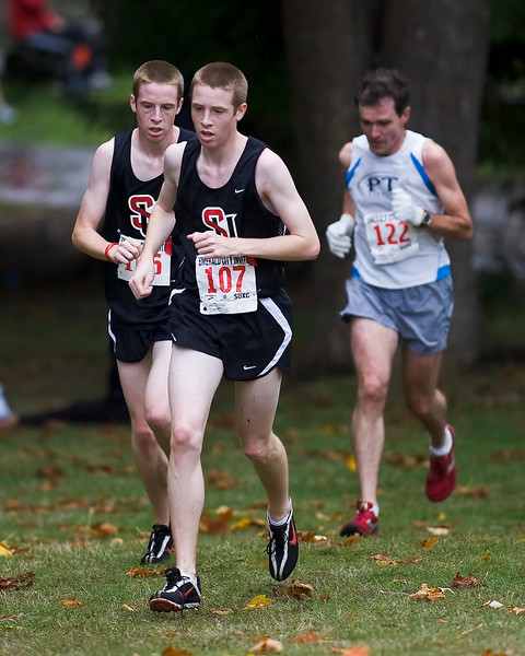 Seattle University Men's Cross Country: Emerald City Open. Images are for personal use only. Under no circumstances are these photos approved for promoting commercial products or allowed to appear on commercial items. Per NCAA Division I Manual Section 12.5.2.2