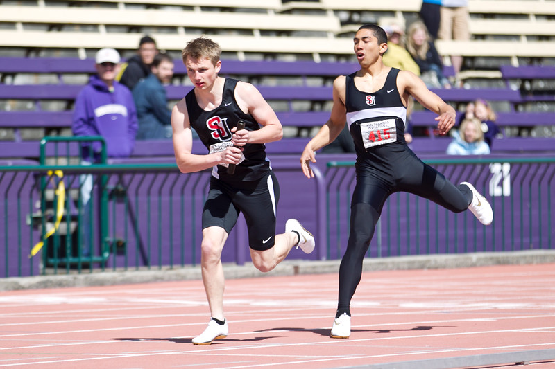 Seattle University Men's Track & Field. Images are for personal use only. Under no circumstances are these photos approved for promoting commercial products or allowed to appear on commercial items. Per NCAA Division I Manual Section 12.5.2.2