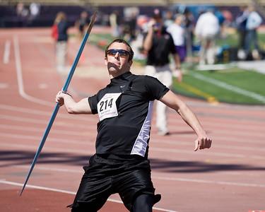 Mens Track May 8, 2010
