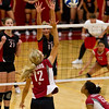 Volleyball Seattle University vs Washington State University. Images are for personal use only. Under no circumstances are these photos approved for promoting commercial products or allowed to appear on commercial items. Per NCAA Division I Manual Section 12.5.2.2
