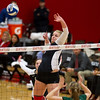 Volleyball Seattle University vs Portland State University. Images are for personal use only. Under no circumstances are these photos approved for promoting commercial products or allowed to appear on commercial items. Per NCAA Division I Manual Section 12.5.2.2