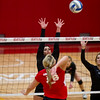 Volleyball Seattle University vs Louisiana Tech. Images are for personal use only. Under no circumstances are these photos approved for promoting commercial products or allowed to appear on commercial items. Per NCAA Division I Manual Section 12.5.2.2