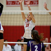 Volleyball Seattle University vs Portland. Images are for personal use only. Under no circumstances are these photos approved for promoting commercial products or allowed to appear on commercial items. Per NCAA Division I Manual Section 12.5.2.2