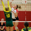 Volleyball Seattle University vs University of Oregon. Images are for personal use only. Under no circumstances are these photos approved for promoting commercial products or allowed to appear on commercial items. Per NCAA Division I Manual Section 12.5.2.2