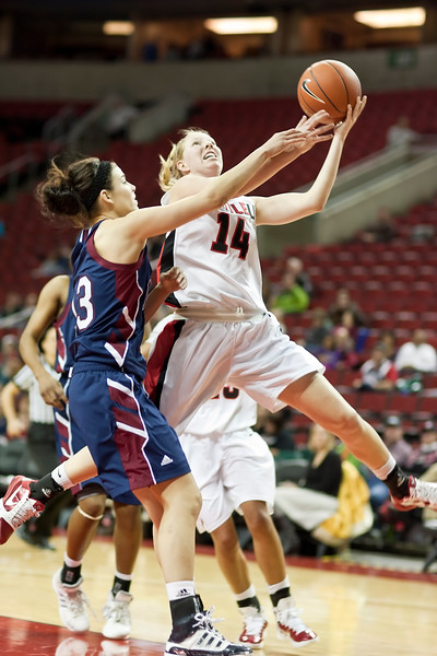 Women's Basketball Seattle University vs Loyola Marymount University. Images are for personal use only. Under no circumstances are these photos approved for promoting commercial products or allowed to appear on commercial items. Per NCAA Division I Manual Section 12.5.2.2