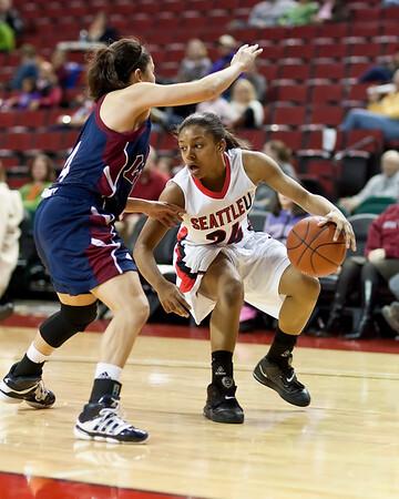 Womens Basketball December 29, 2010