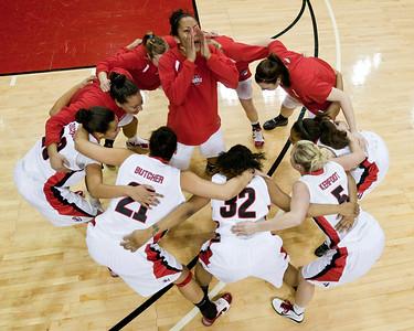 Womens Basketball December 30, 2010