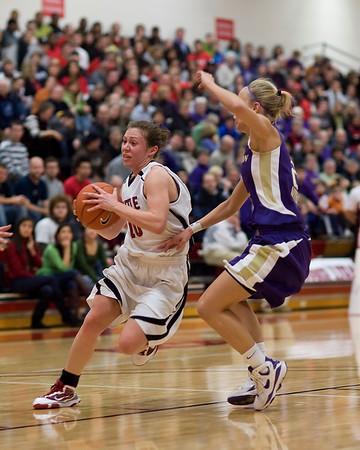 Womens Basketball December 9, 2009