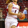 Women's Basketball Seattle University vs San Diego. Images are for personal use only. Under no circumstances are these photos approved for promoting commercial products or allowed to appear on commercial items. Per NCAA Division I Manual Section 12.5.2.2