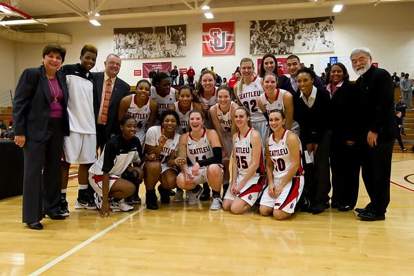 Womens Basketball November 24, 2012