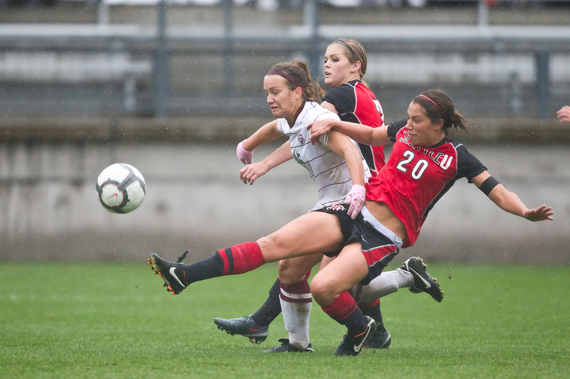 Women's Soccer Seattle University vs University of Montana. Images are for personal use only. Under no circumstances are these photos approved for promoting commercial products or allowed to appear on commercial items. Per NCAA Division I Manual Section 12.5.2.2