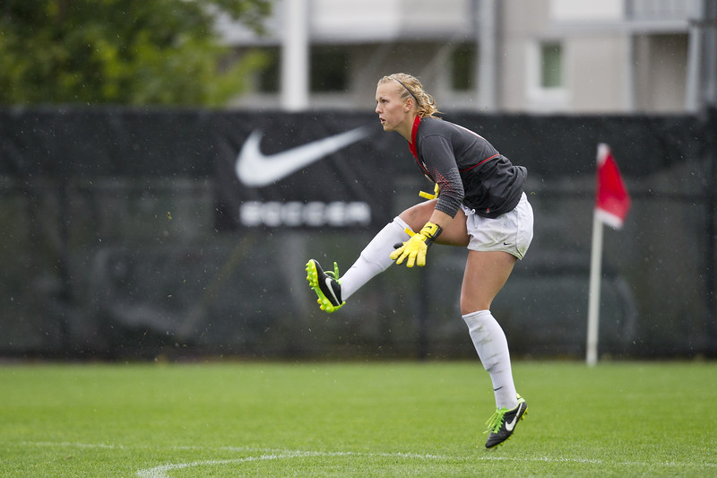 Seattle University Women's Soccer. Images are for personal use only. Under no circumstances are these photos approved for promoting commercial products or allowed to appear on commercial items. Per NCAA Division I Manual Section 12.5.2.2