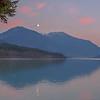 Lillooet Lake Evening