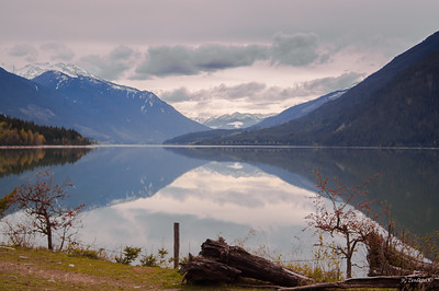 Lillooet Lake Calm