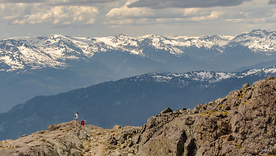 Whistler Mountain Hike 1