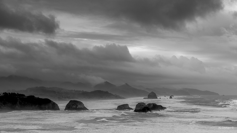 Oregon Coast Winter 2