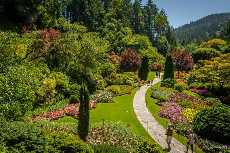 Stroll Through the Gardens