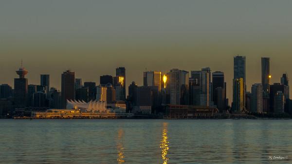Vancouver Nightfall