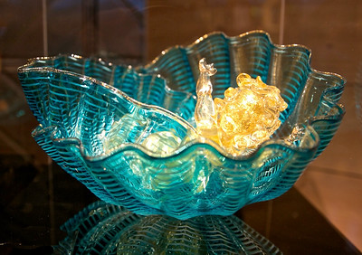 Chihuley Glass Museum at the Seattle Space Needle