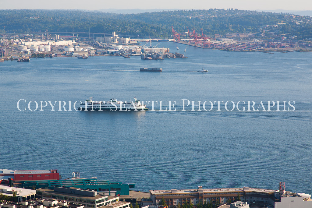View from the Space Needle 11
