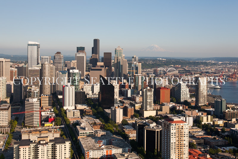 View from the Space Needle 20
