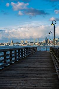 West Seattle Pier
