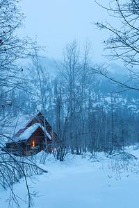 Sleeping Lady's Cozy Cabin