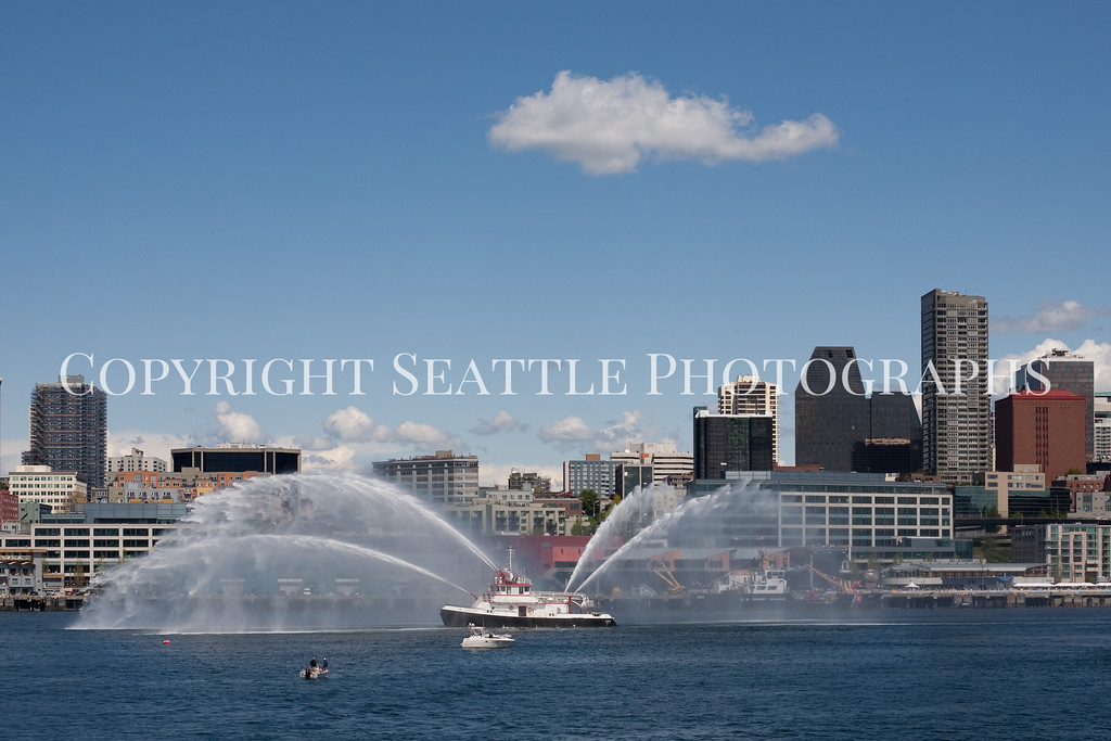Seattle Fireboat 103