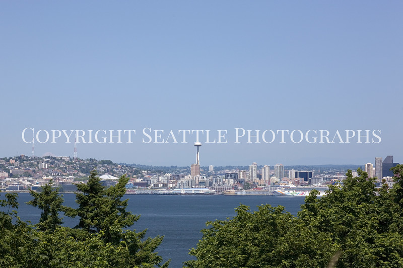 Seattle Waterfront from Belvidere Park 107