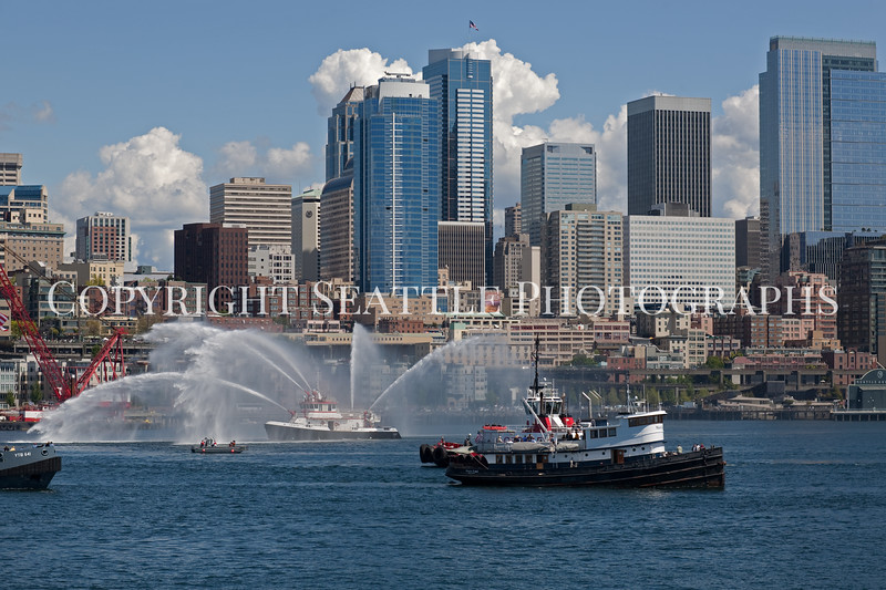 Seattle Fireboats 101