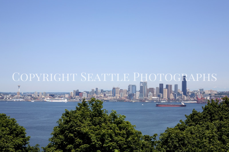 Seattle Waterfront from Belvidere Park 102