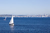 Seattle Waterfront Sailboats 111