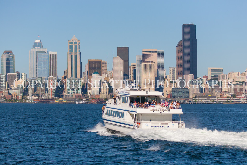 Seattle King County Water Taxi 114
